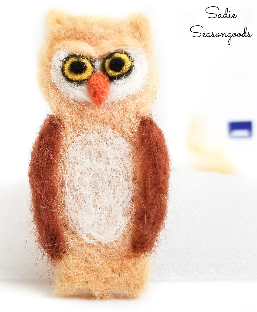 needle felting supplies for felted animals