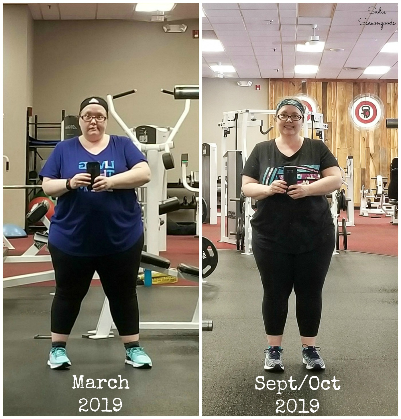 How I lost 20 pounds by doing cardio exercise on the elliptical machine and using the weight machines