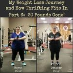 Secondhand Slim Down: Twenty Pounds Gone!