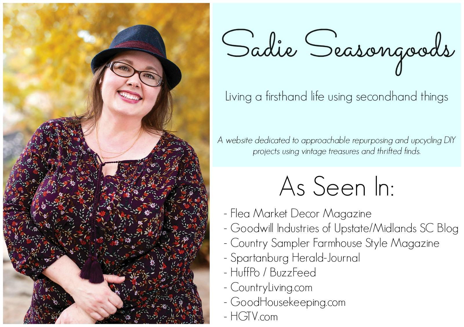About Sadie Seasongoods