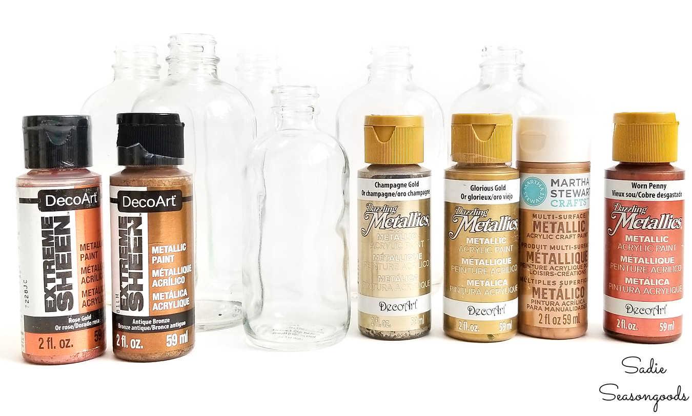 bottle painting ideas