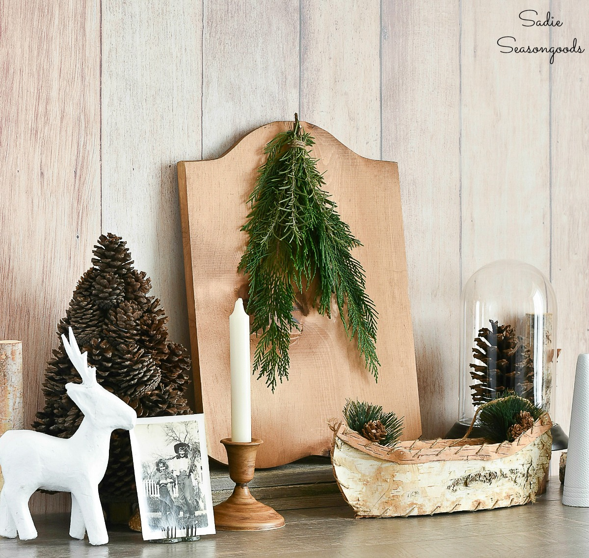 Winter Cabin and Rustic Chic Decor
