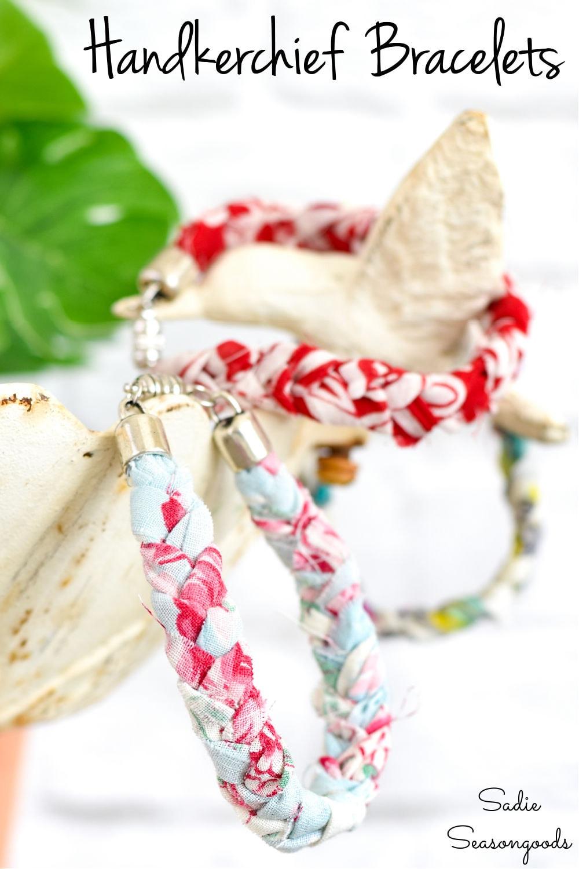braided bracelets diy