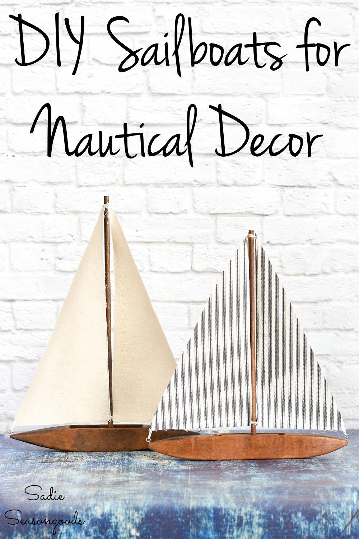 rustic nautical decor