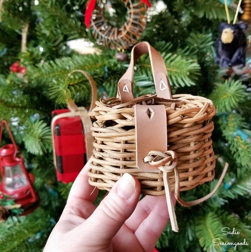 Creel Christmas ornament
