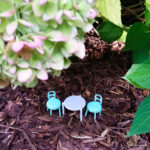 Fairy Garden Furniture from the Junk Drawer