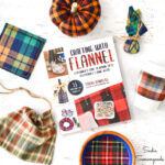 "My Craft Book, ""Crafting with Flannel"", is Now Available!"