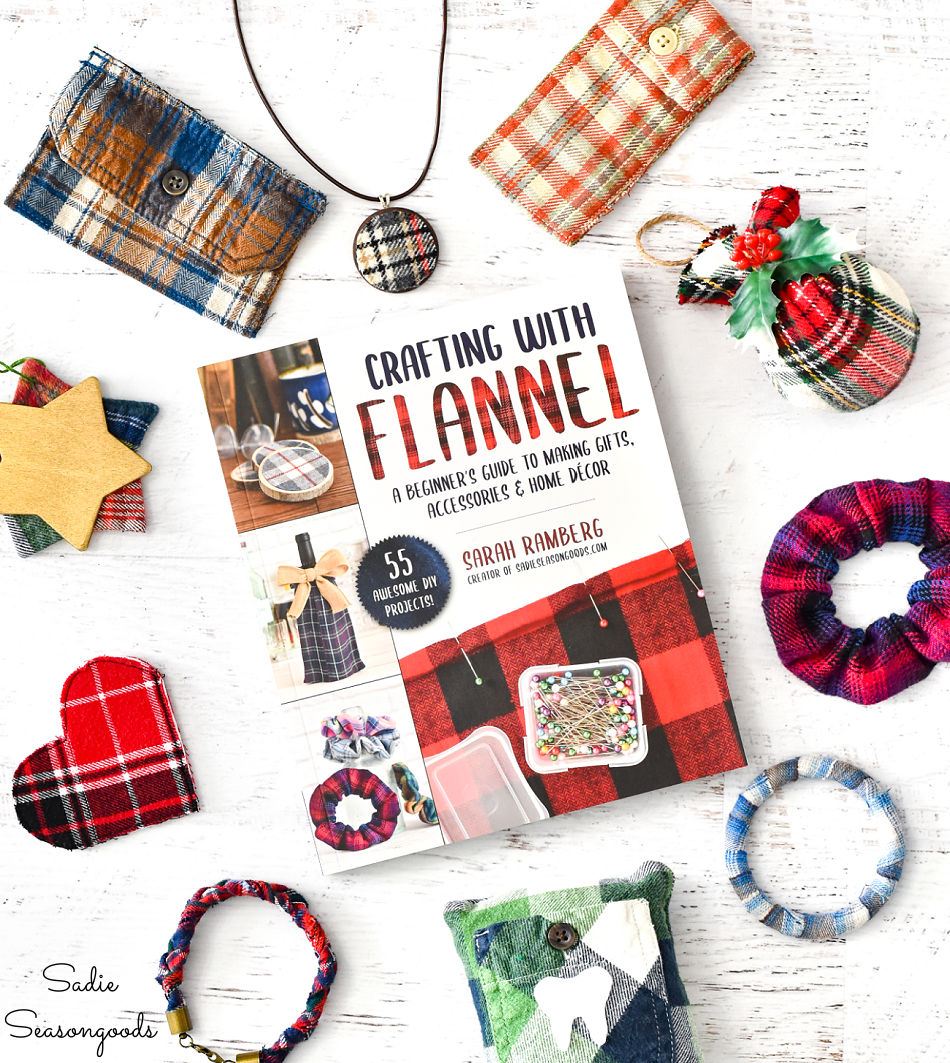 Flannel craft ideas and projects