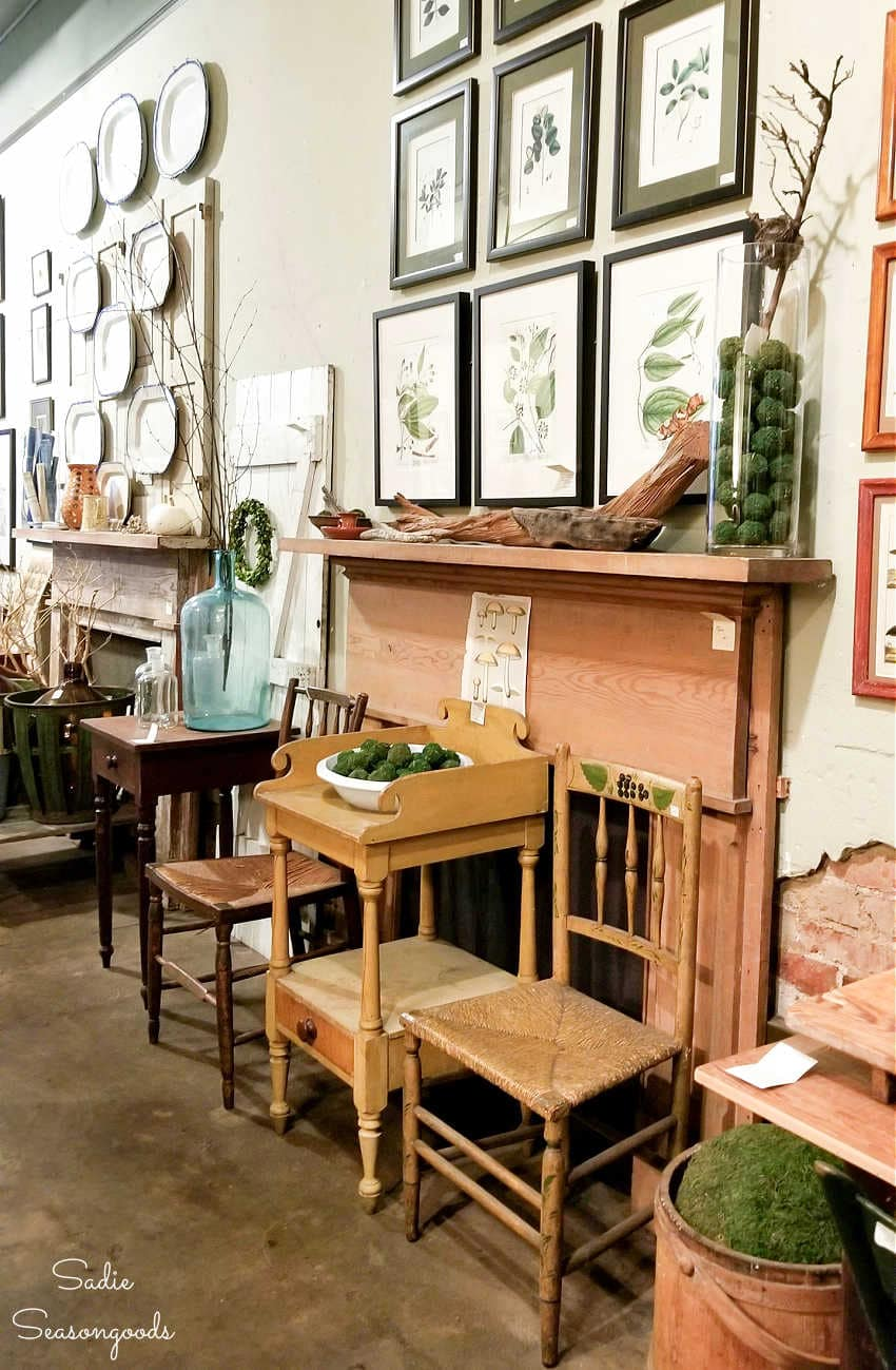 antique stores greensboro nc