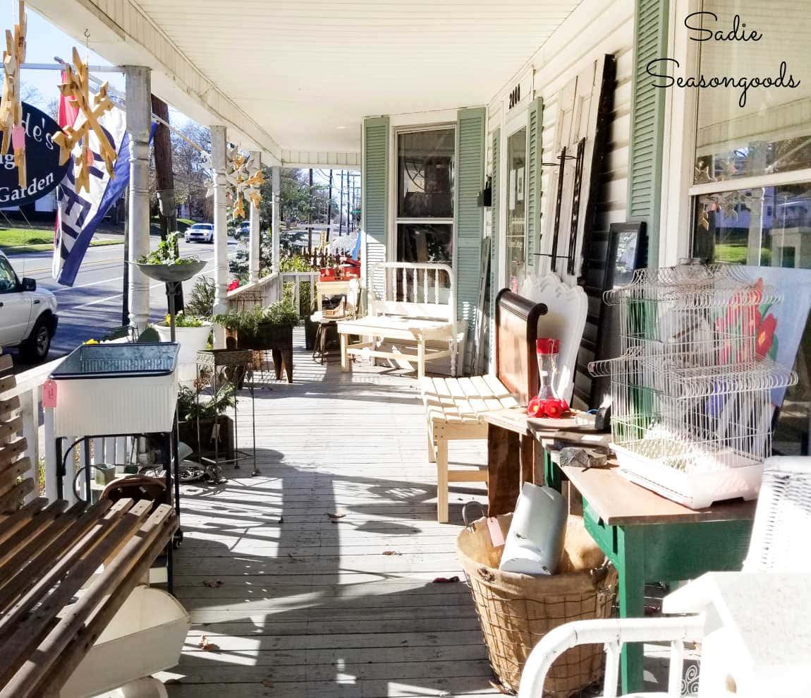 antiques greensboro nc