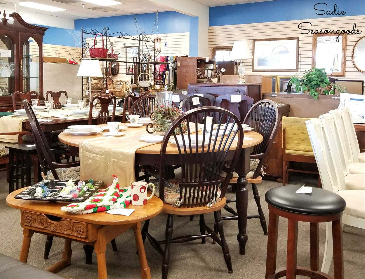 used furniture at freedom house thrift