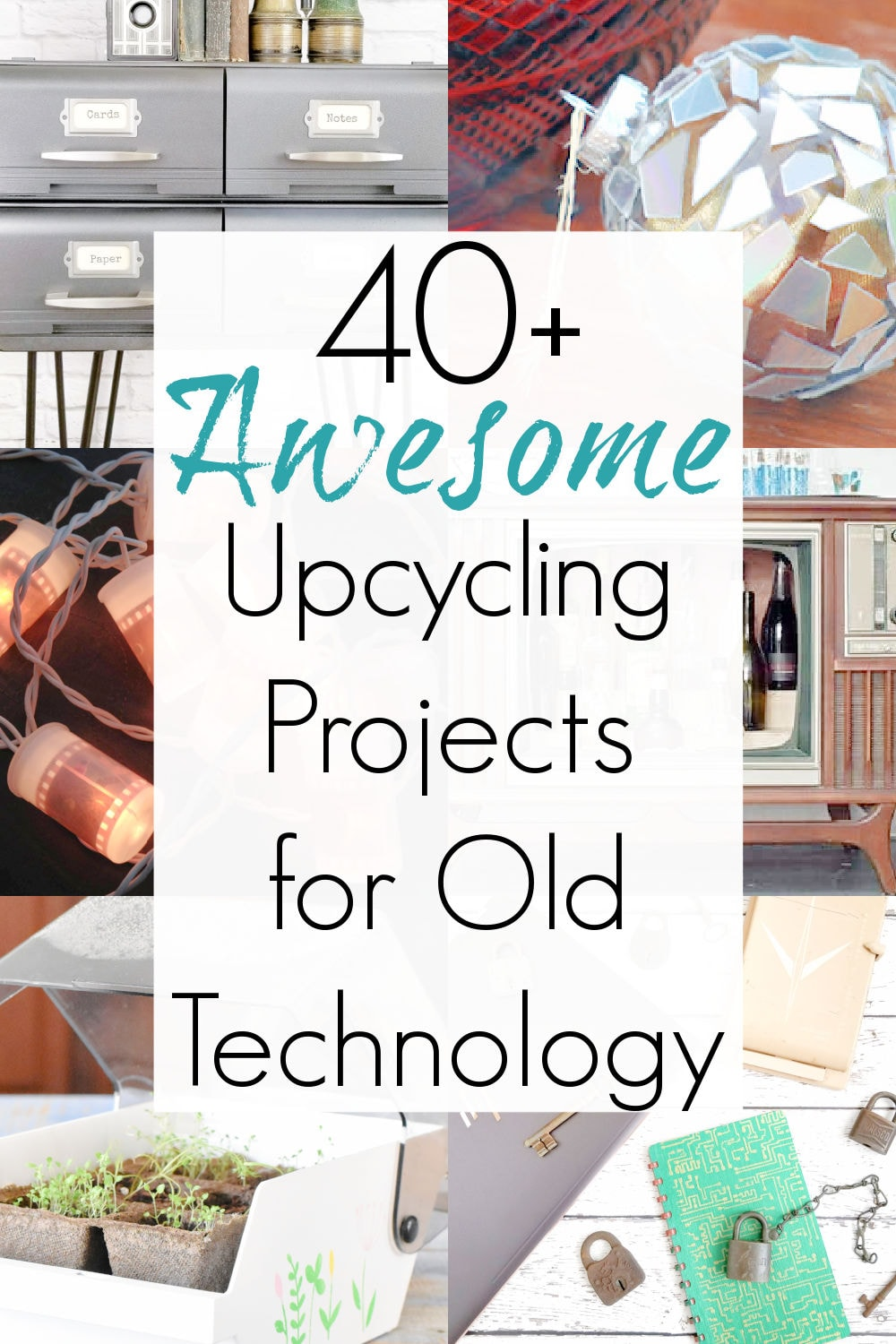 repurposing projects for obsolete technology