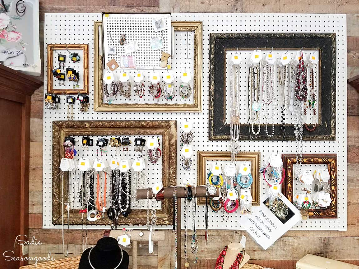 upcycling jewelry from habitat restore